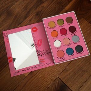 Storybook Cosmetics x Mean Girls Burn Book Palette